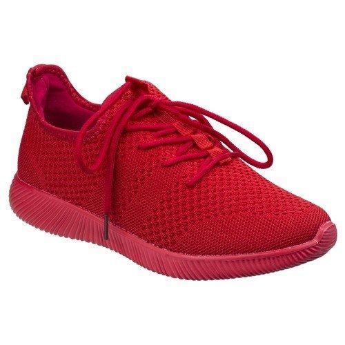 Black Shoes Knit Heidi Ladies Womens Divaz wqxgAA