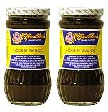 Koon Chun Hoisin Sauce, 15-Ounce Glass Jars (Pack of 2)