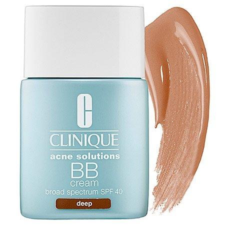 Acne Solutions BB Cream Broad Spectrum SPF 40-Deep