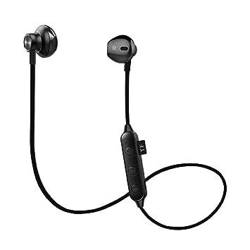Smileyshy - Auricular Bluetooth sin Cables, inserción para ...
