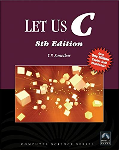 Let Us C Programming Book