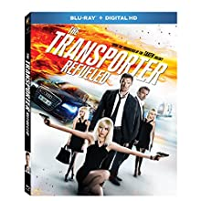 Transporter Refueled, The Blu-ray (2015)