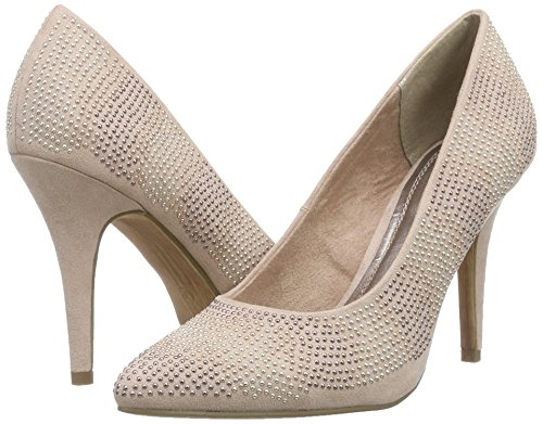 Comb Rosa Pink 596 Mujer 22436 Marco rose Tacones Tozzi wqI60S