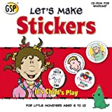 """Let""""s Make Stickers"""
