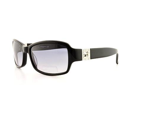 Amazon.com: Liz Claiborne anteojos de sol 534, negro: Shoes