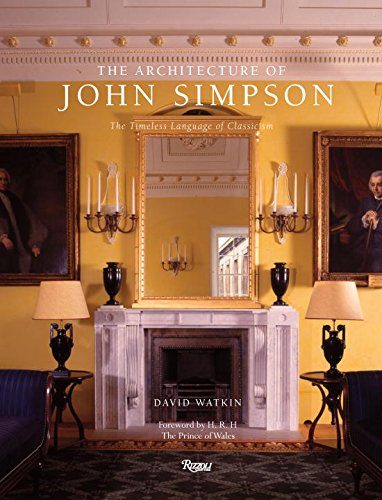 The Architecture of John Simpson: The Timeless Language of Classicism by imusti