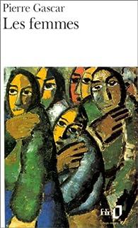Les femmes par Pierre Gascar