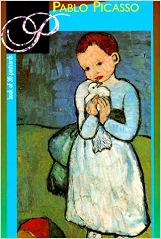 Book Pablo Picasso Postcard Book (Postcard Books (Todtri Productions))
