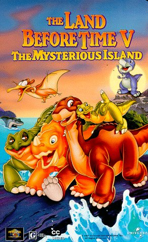 Image result for the land before time 5 vhs box