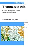 Pharmaceuticals: Classes, Therapeutic Agents, Areas of Application (4-Volume Set)
