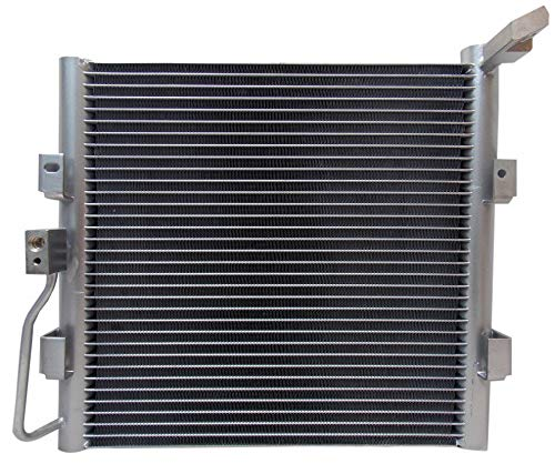 Automotive Cooling Brand A/C AC Condenser For Honda Civic Civic del Sol 4365 100% Tested