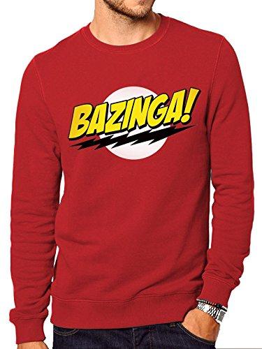 TALLA L. I-D-C suéter para Hombre