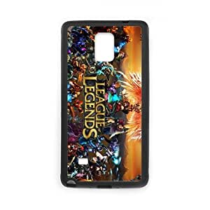 League of Legends AI75DR8 funda Samsung Galaxy Note caja del teléfono celular 4 funda G4AB1D5GQ
