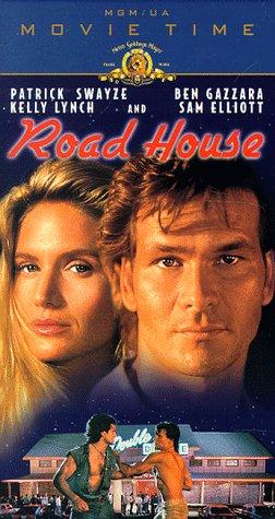 Amazon.com: Road House [VHS]: Patrick Swayze, Kelly Lynch, Sam Elliott, Ben  Gazzara, Marshall R. Teague, Julie Michaels, Red West, Sunshine Parker, ...