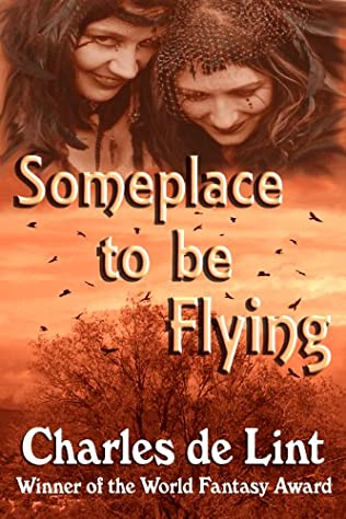 book cover of Someplace to Be Flying