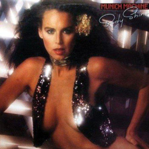 CD : Munich Machine - Body Shine (Remastered, Digipack Packaging)