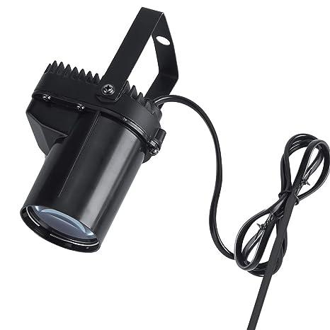 Iluminación de escenario, lámpara de Escena Mini Proyector Foco ...
