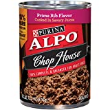 Purina ALPO Chop House Prime Rib Flavor Adult Wet ...
