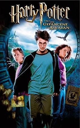 Harry Potter Und Der Gefangene Von Askaban Vhs Daniel Radcliffe