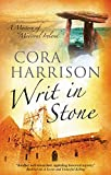 Front cover for the book Writ in Stone by Cora Harrison