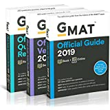 GMAT Official Guide 2019 Bundle