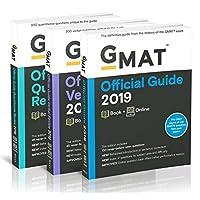 GMAT Official Guide 2019 Bundle (Gmat Official Guides)