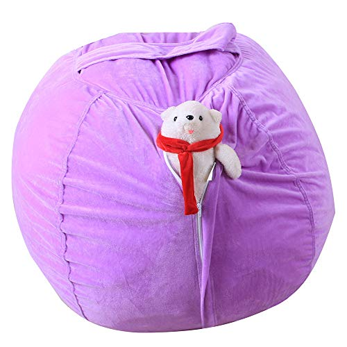 Fine Bean Bag Chair for Kids, Extra