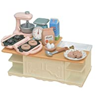 Calico Critters CC1834 Kitchen Island