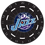 NBA Utah Jazz 18'' Bristle Steel Tip Dart Board-Limited Quantity!!