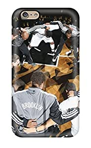 Rosemary M. Carollo's Shop New Style brooklyn nets nba basketball (11) NBA Sports & Colleges colorful iPhone 6 cases 3634149K489685167