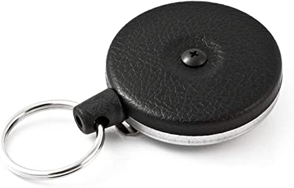 "3 1/"" STEEL SPLIT RING KEY-ID-BADGE-REEL HOLDER CHAIN"