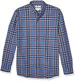 Amazon Brand – Goodthreads Men's Long-Sleeve Plaid Oxford Shirt