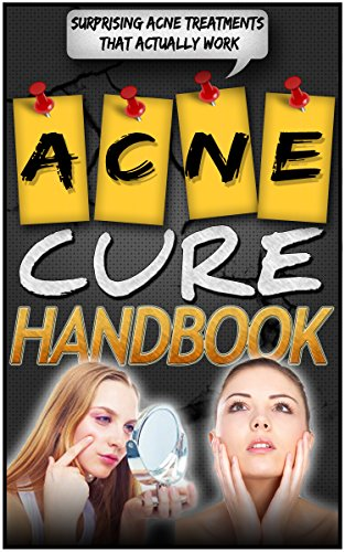 Acne Cure Handbook Surprising Treatments ebook product image