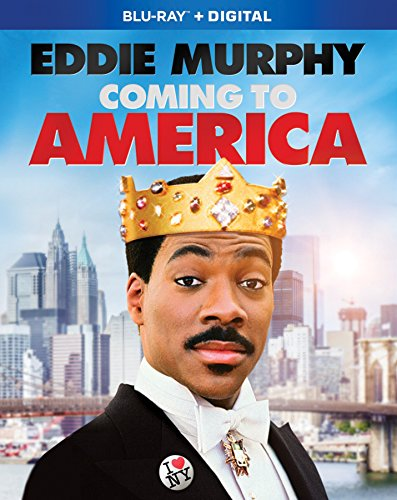 DVD : Coming to America [Blu-ray]