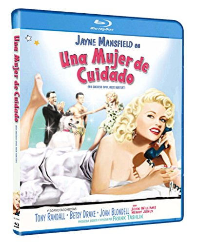 Will Success Spoil Rock Hunter? (1957) ( Oh! For a Man! ) [ Blu-Ray, Reg.A/B/C Import - Spain ]