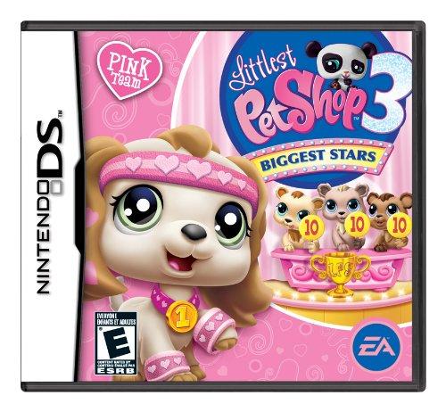 Littlest Pet Shop 3: Biggest Stars Pink Team (Super Mario Star Road compare prices)