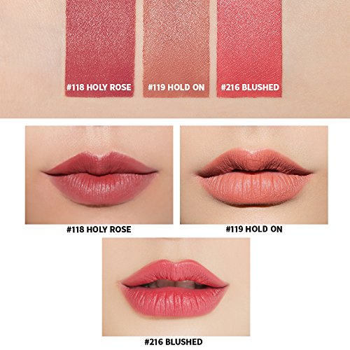 3ce Lip Color 118 Holy Rose Amazoncouk Beauty