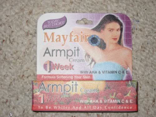 Mayfair 1 Week Whitening Armpit Cream Today Best Choice