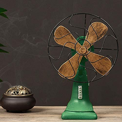 Decorative Desk Vintage Fan