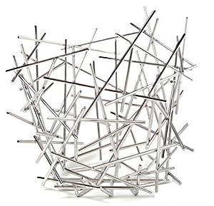 Alessi blow up citrus basket home storage baskets kitchen dining - Alessi blow up basket ...
