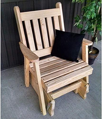 Amazon.com: A & L muebles CO. Amarillo Inglés tradicional de ...