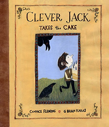 Fairy Tale Cakes (Clever Jack Takes the Cake)