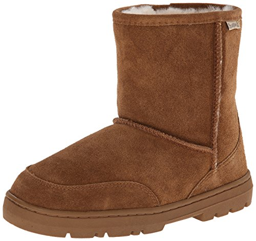 Bearpaw Mens Patriot Snow Boot (8.5 D(M) US, Hickory)