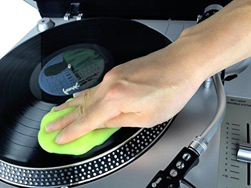 Vinyl Record Lp Cleaning Gel Antistatic Album Cleaner