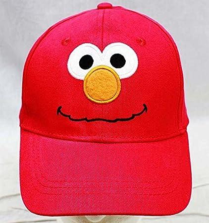 75837802 Sesame Street Elmo Baseball Cap