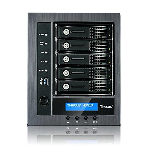 Thecus N5810 5Bay NAS (N5810)