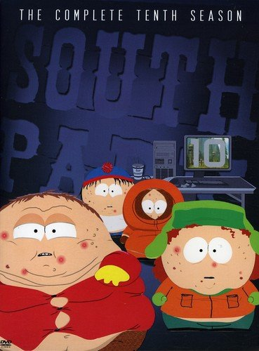 South Park: The Complete Tenth Season Trey Parker Matt Stone Isaac Hayes Mona Marshall