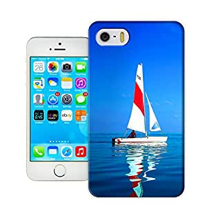 Xiu Fan Customized Sailing on the Sea Case for iphone 5-5s