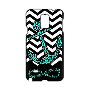 Cool-benz infinite pattern 3D Phone Case for Samsung Galaxy Note4
