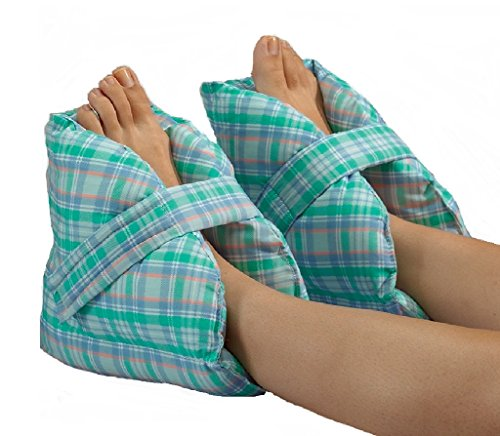 Posey Heel Pillows, Pastel Plaid - 1/Pair (Posey Heel Pillow)